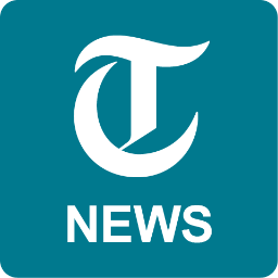 Telegraph news logo