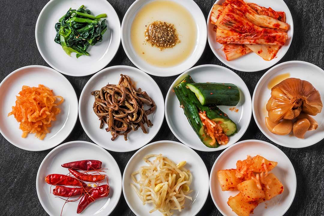 Korean pickles
