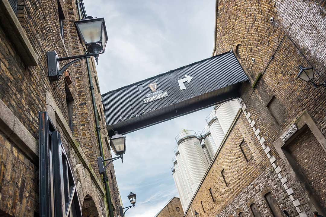 Dublin's Guinness Storehouse