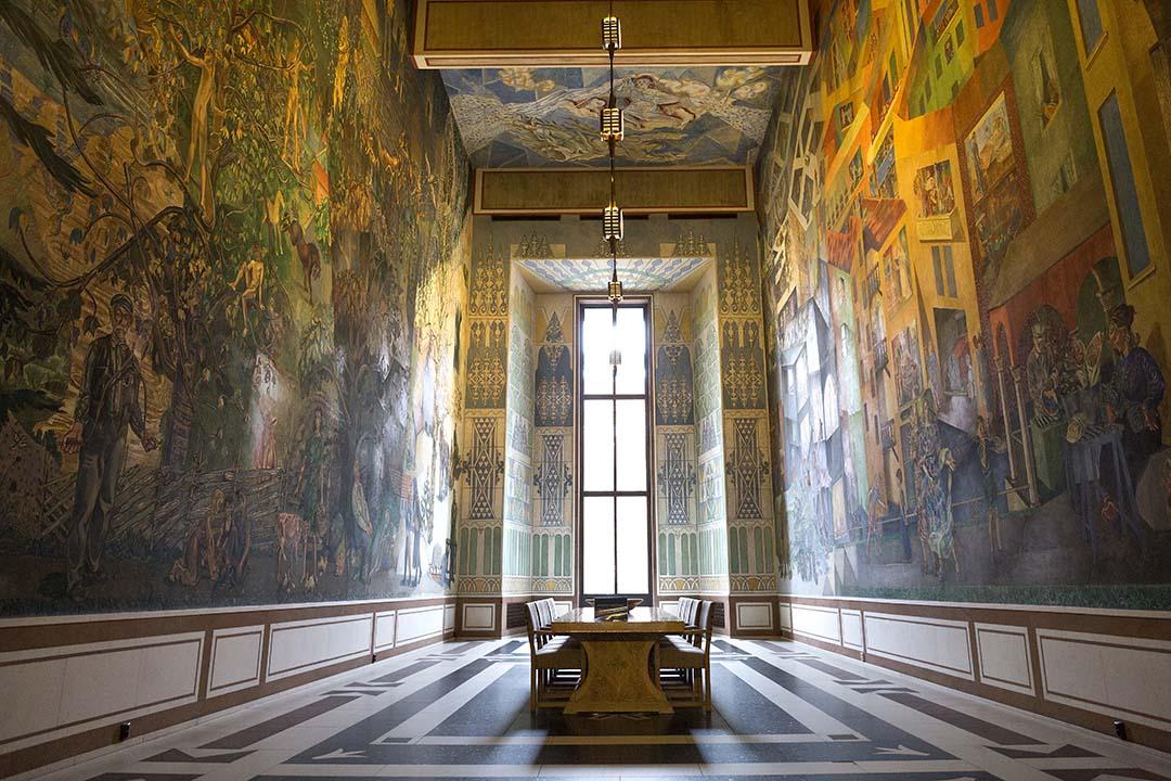 Oslo's grand City Hall. Photo credits: VISITOSLO/Didrick Stenersen