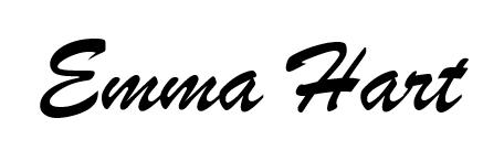 Emma Hart's signature