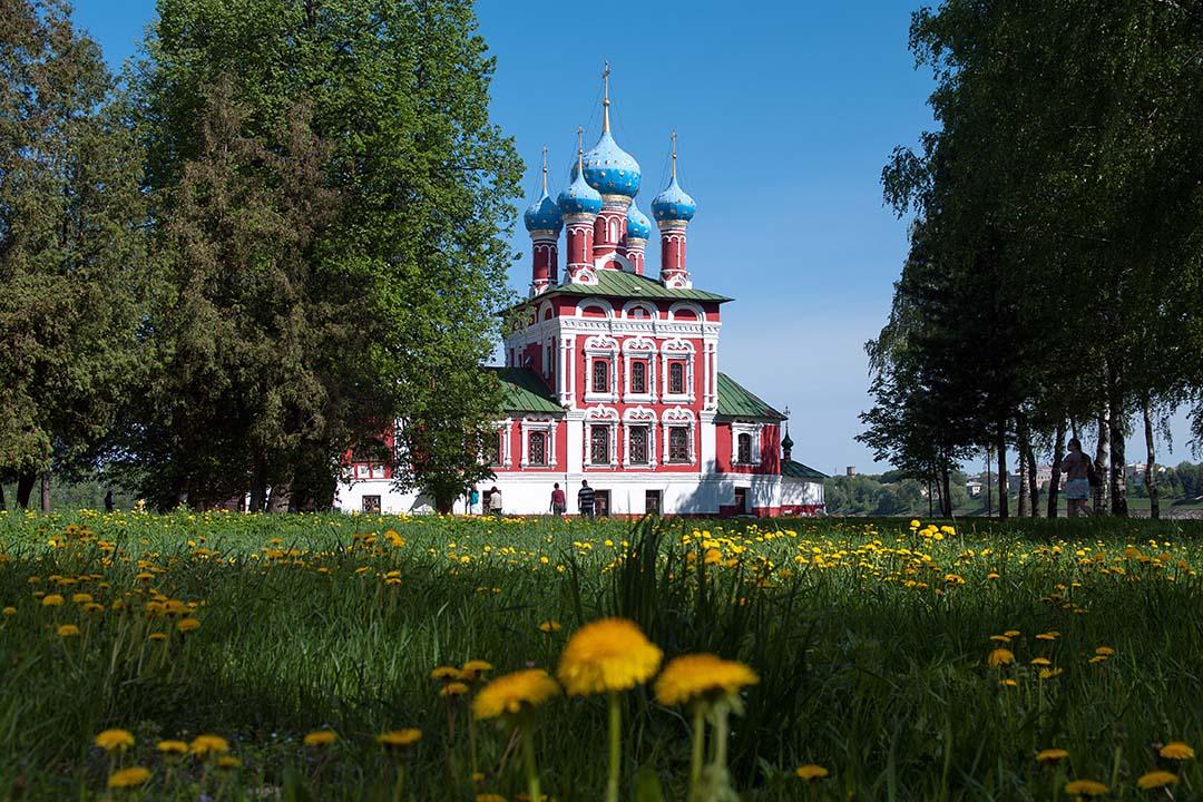 Church of St. Demetrius Tsarevich