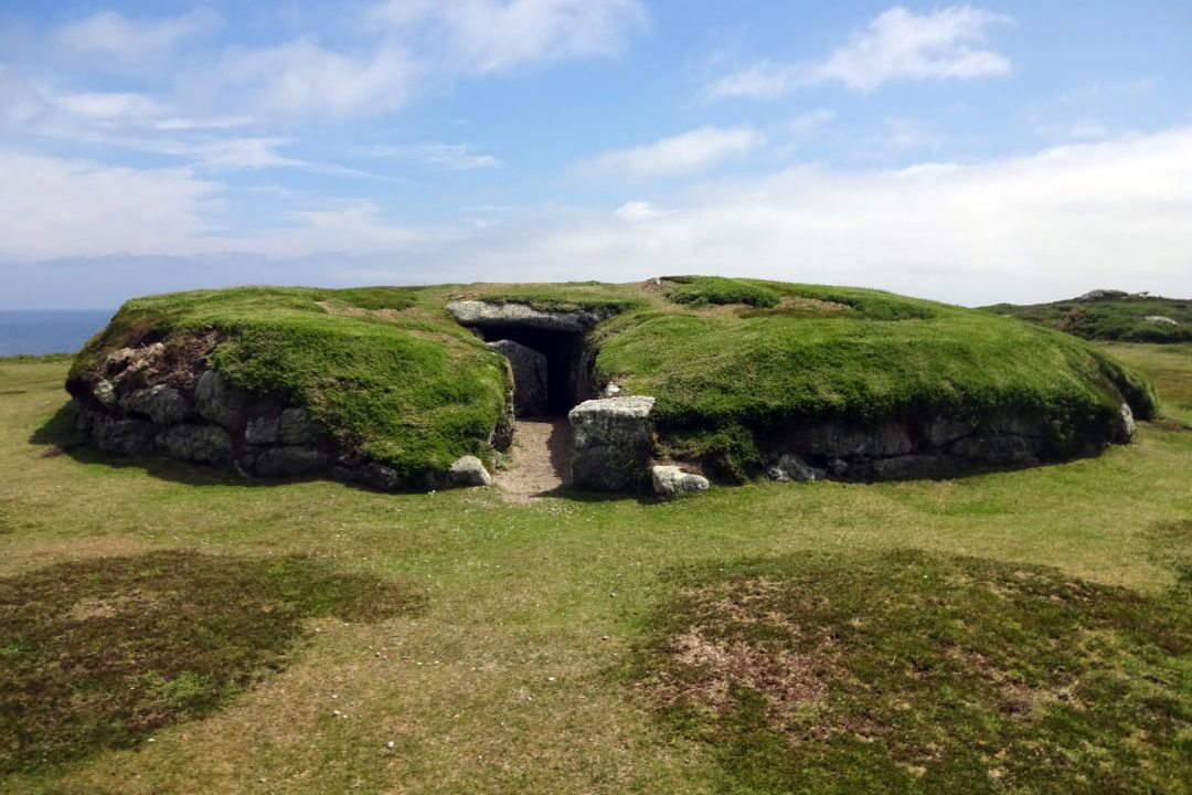 Ancient Dolmen on the Island of St Mary's